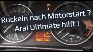 BMW E90 Drallklappen, Aral Ultimate, Probleme, AGR ruckeln nach Start