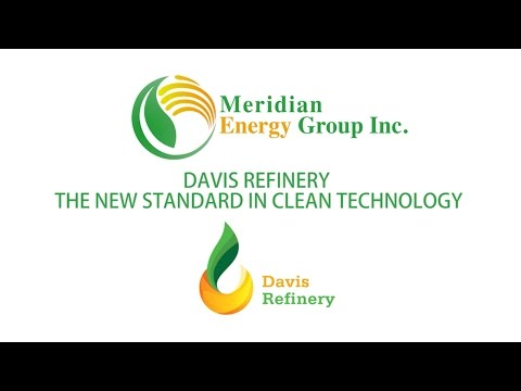 Davis Refinery: The New Standard in Clean Technology