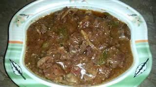Punjabi style charsi karahi Recipe by Maria