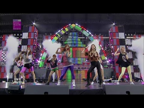 【TVPP】After School - DIVA, 애프터스쿨 - 디바 @ Korean Music Wave in Bangkok Live