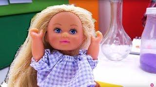 Штеффи превратилась в невидимку - Видео для девочек