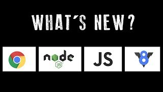 What's New in JavaScript