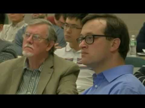 RIT on TV: Photonics Conference on TWC