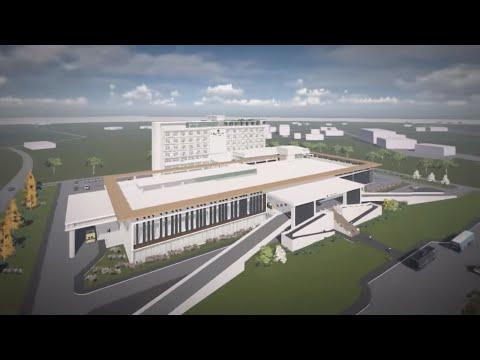Hospital Design RMUTR - YouTube