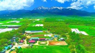 野辺山高原は日本・本州の中央部、八ヶ岳東麓の裾野にある高原です。 ス...