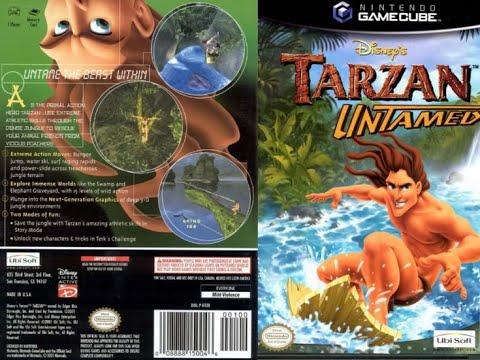 Tarzan Untamed [10] GameCube Longplay