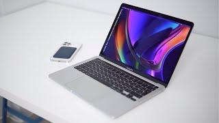 MacBook Pro 13 на M1 — Полный обзор спустя 2 месяца пользования!