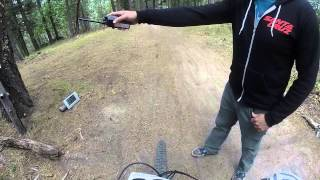 Spring Thaw DH race run (cat 1 2015 Ashland Oregon)