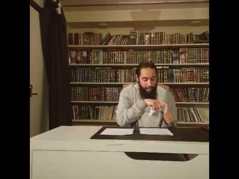 Att ha kontakt med sin Herre | Moosa Assal
