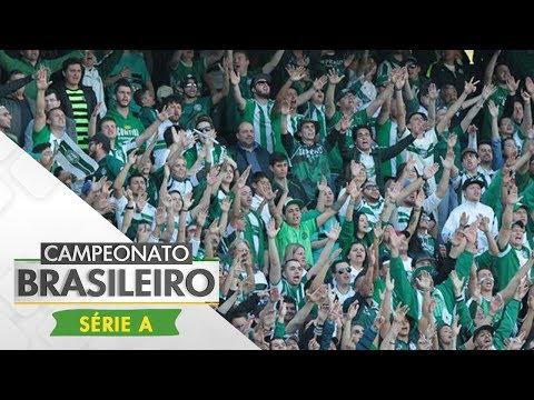 Melhores Momentos - Gols de Coritiba 2 x 0 Chapecoense - Campeonato Brasileiro (06/08/2017)
