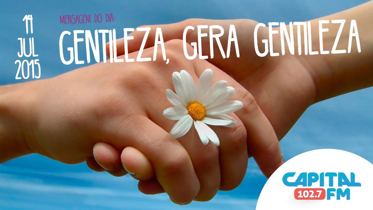 GENTILEZA , GERA GENTILEZA