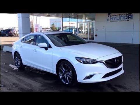 Mazda Gt Snowflake Pearl White Passenger Sedan