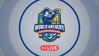 Live: Recurve men's finals | Yankton 2021 World Archery Championships