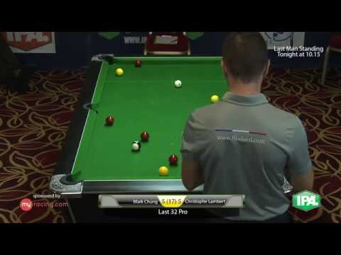 IPA Pool Tour Brighton
