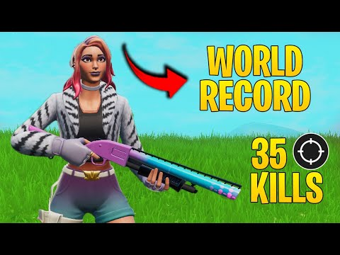 *NEW* WORLD RECORD 35 KILLS IN CLOSE ENCOUNTERS! (CONTROLLER)