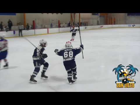 San Diego Oilers vs SD Jr Gulls Gold Medal Game