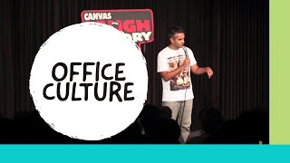 OFFICE MEETINGS - ENGLISH Stand Up Comedy | SANJAY MANAKTALA