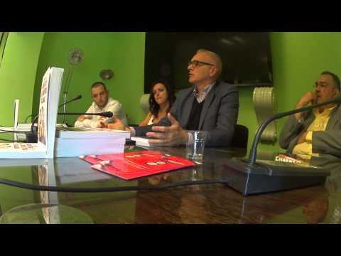 Angelo Crespi. Presentazione del libro.
