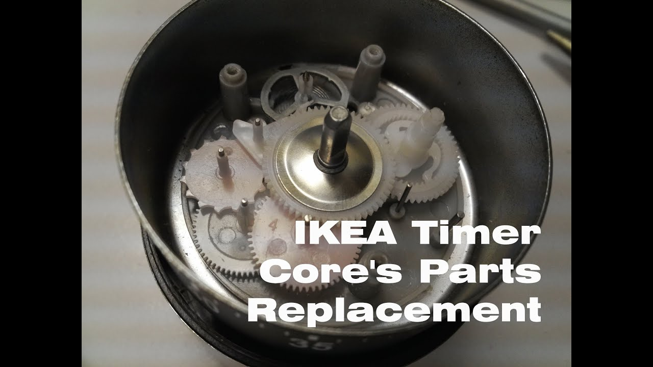 Ikea Ordning Kitchen Timer Ikea Timer Cores Parts Replacement Not Include Ring Part Youtube