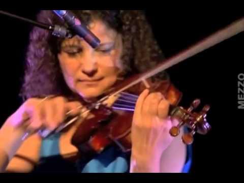 Iva Bittova-Hamid Drake-Don Byron Trio live in Paris, 2008 + Iva and Hamid speaking
