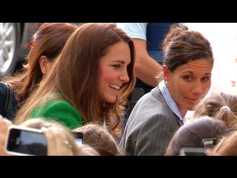 William & Kate visit Cambridge, New Zealand | 12th April 2014