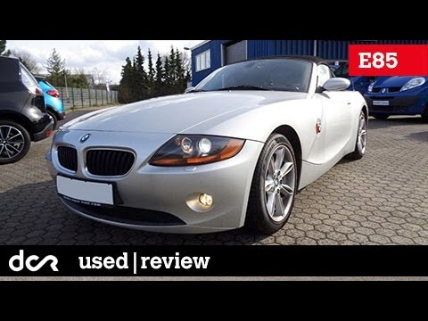 Buying A Used Bmw Z4 E85 E86 2003 2008 Full Review With