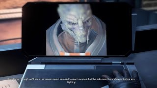 Mass Effect Andromeda - All Alec Ryder Memories ( Shepard, Garrus, Liara Easter Egg )