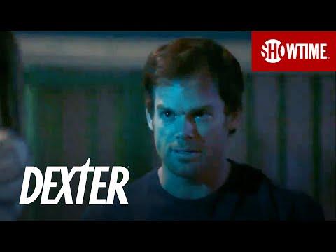 Dexter | 'He Gave Me A Code' Official Clip | Season 7 Episode 2