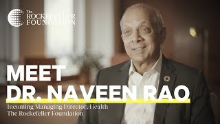 Meet Dr. Naveen Rao | Our Team Series