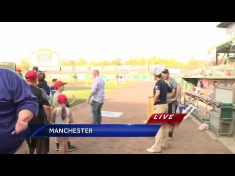Weather Wednesday: Fisher Cats game