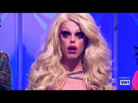 BenDeLaCreme vs. Bebe Zahara Benet - LSFYL + ELIMINATION | RuPaul's Drag Race All Stars 3