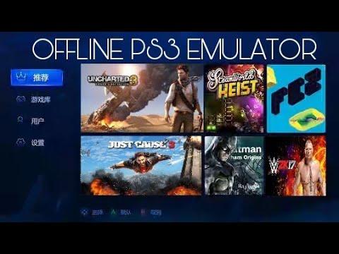 [OFFLINE] NEW PS3 EMULATOR ANDROID [OFFLINE+FREE] LINK IN DESCRIPTION