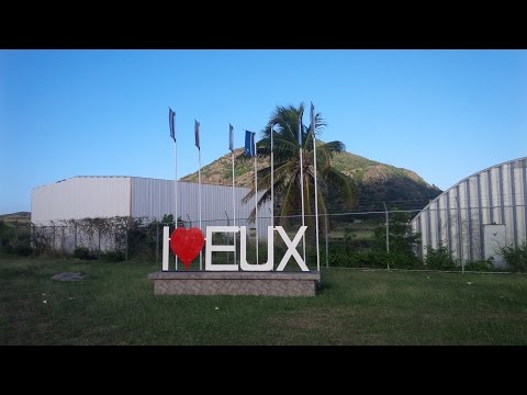 St Eustatius Go-Pro tour - to the music of Axwell and Bob Marley