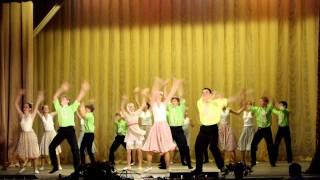 Танец - Твист