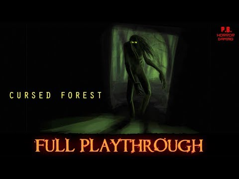 The Cursed Forest | Full Playthrough | Longplay Gameplay Walkthrough 1080P HD No Commentary