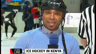 National ice hockey team finishes second in international hockey championship held in Nairobi