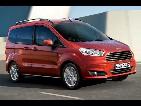 Ford Tourneo Courier im Test / Fahrbericht 2014