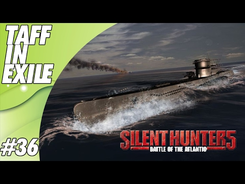 Silent Hunter 5 - Battle of the Atlantic | E36 | Faroe isle Hunting