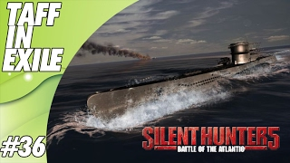 Silent Hunter 5 - Battle of the Atlantic   E36   Faroe isle Hunting