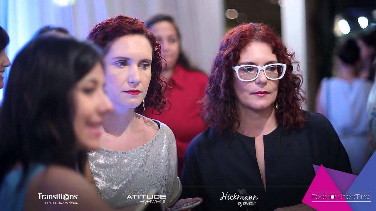 3b17663b9d4bb 1º Fashion Meeting - Atitude Eyewear   Hickmann Eyewear   Transitions BR