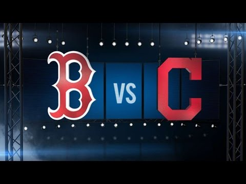 10/6/16: Home runs, bullpen lead Tribe to Game 1 win