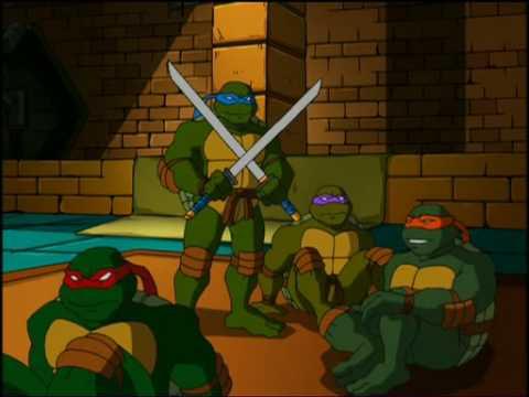 Tmnt s01e10 shredder se dechaine part 1 1 2 fr youtube - Tortue ninja 2003 ...