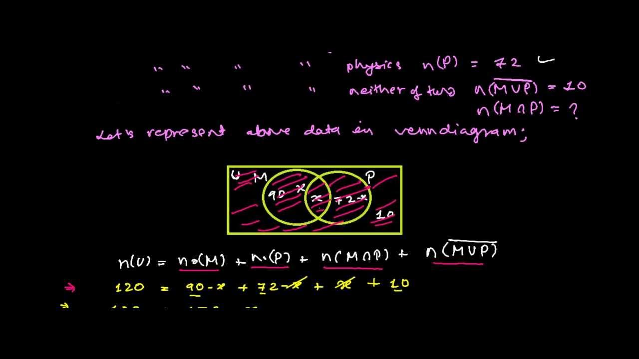 venn diagram word problems 3 sets