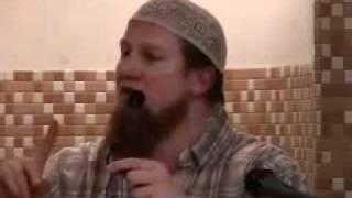 Muslime in der Disko - Pierre Vogel (Abu Hamza)