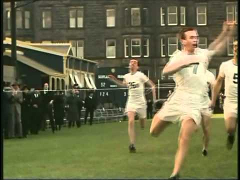 Chariots of Fire - Never give up!