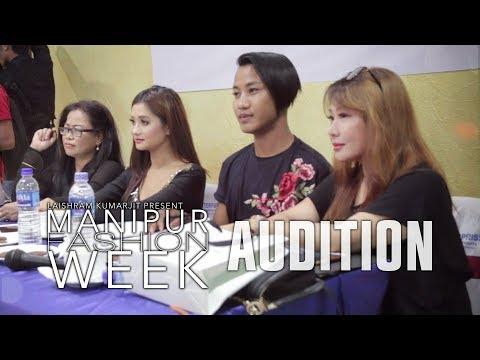 Manipur Fashion Week 2018 - AUDITION Highlights
