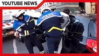 YouTuber schnappt sich Unfallverursacher und hilft Polizei