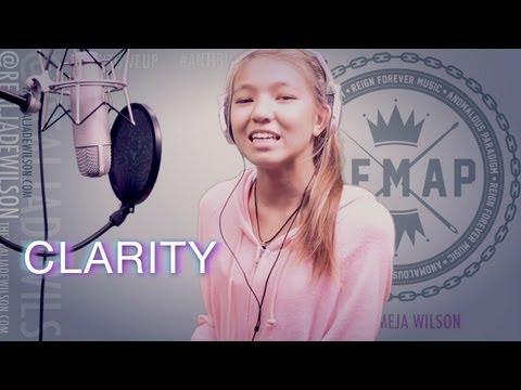 Zedd - Clarity (Cover by 13 yr old Jade Wilson)