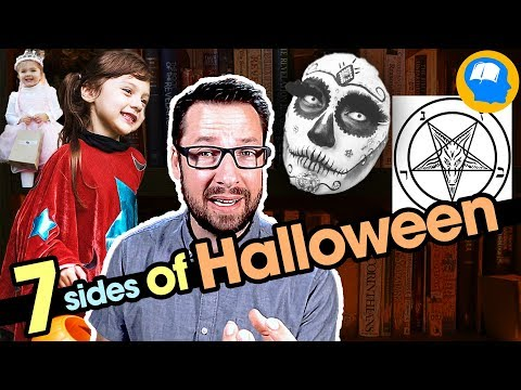 A Pastor Shares His Thoughts on Halloween