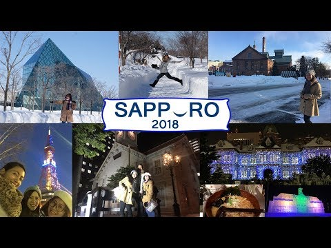 Trip to Sapporo 2018 Day 2